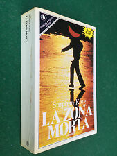 Stephen KING - LA ZONA MORTA , Sperling & Kupfer (1° Ed 1981) Libro