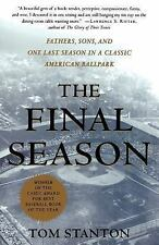 The Final Season : Fathers, Sons, and One Last Season (2002) BRAND NEW!