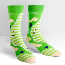 Sock It To Me Men's Crew Socks - Par 4