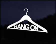 Hang On Euro Vag Car VW Decal Sticker Vehicle Bike Bumper Vinyl Graphic Funny