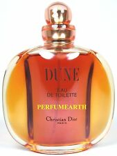 Dune By Christian Dior 3.3/3.4oz. Edt Spray For Women New In Box