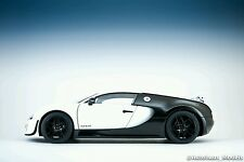 Autoart BUGATTI VEYRON SUPER SPORT PUR BLANC EDITION  1/18 Scale. New! In Stock!