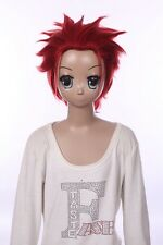 W-548 K Project Suoh Mikoto rot red 32cm COSPLAY Perücke WIG Perruque Anime