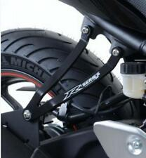 R&G RACING BLACK EXHAUST HANGER for YAMAHA YZF-R3, 2014 to 2016