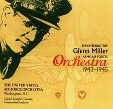 Remembering The Glenn Miller Army Air Corps Orches - U.S. Air Fo (2000, CD NEUF)