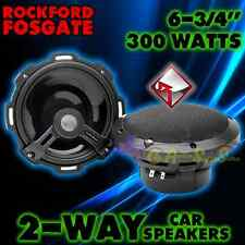 ROCKFORD FOSGATE POWER SERIES T1675 T1675 6.75' FULL RANGE SPEAKER BRIDGE TWEET