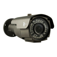 "LineMak Bullet camera, 1/3"" Sony CCD Sensor, 800TVL, 42pcs LEDs, IP66, IR-CUT."