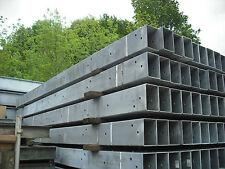 Steel Beam,Box Steel Girder,Galvanised,Ground Beams, piling beams £260 each