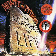 The Meaning of Life [PA] by Monty Python CD Comedy John Cleese Eric Idle Palin
