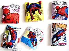 "12pc SPIDERMAN Fridge Magnets Marvel Heroes Gift Party Birthday Favors 2.5""x3.5"""