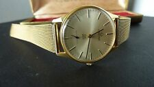 Retro Certina-2000 manual men's watch INCREDIBLE CONDITION