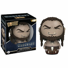 Funko World Of Warcraft Dorbz Durotan Vinyl Figure NEW Toys WOW Movie