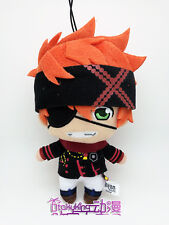 Anime D.Gray-man Hallow Lavi Plush Doll Toy Pendant Strap