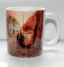 BLACK SABBATH / OZZY OSBOURNE - 1970's RETRO DESIGN 1st ALBUM SLEEVE 11oz  MUG