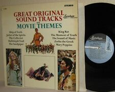 1960's Great Original Sound Tracks and Movie Themes LP Ex/Ex Mainstream Stereo