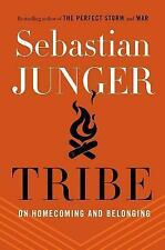 Tribe: On Homecoming and Belonging, Junger, Sebastian, Very Good Book