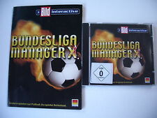 Bundesliga Manager X     (PC)             Retro