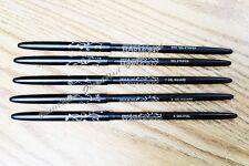 Gelish Harmony Gel Brush Tools Set 5pc Kit: Oval +Square +Striper +Mini Striper