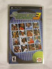 Smash Court Tennis 3 (PlayStation Portable, PSP) Brand New, Sealed~