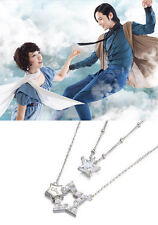 NEW Korean Drama You're Beautiful Star Necklace Jang Geun Suk Park Shin Hye
