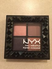 NYX Full Throttle Eyeshadow Palette FTSP05 Take Over Control