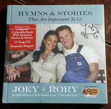Hymns & Stories That Are Important to Us by Joey + Rory  (CD/Book/Photos, 2016)
