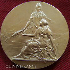 MED3003 - MEDAILLE ASSURANCES POOL GRELE par COUDRAY  - FRENCH MEDAL