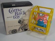 VINTAGE NEAR MINT WITH BOX KNICKERBOCKER PLASTIC COMEBACK TOY ELDON INDUSTRIES