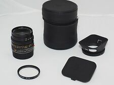 Leica M6 Summilux-M 35mm f1.4 ASPH lens. Germany.  M2, M4, M7, M8, M9 and M240