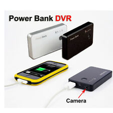 5MP Power Bank HD 72P Spy Camera Hidden Video Recorder Motion Detection DVR Cam