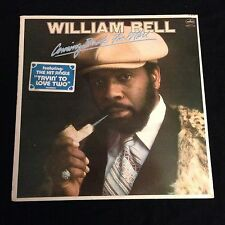 William Bell Coming Back for More US Original PROMO Mercury 1977 Disco Funk R&B