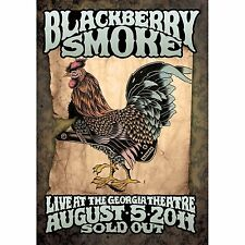DVD Blackberry Smoke-Live Georgia Theatre 2011/Southern Rock