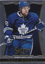2013-14 PANINI SELECT HOCKEY PHIL KESSEL CARD #44