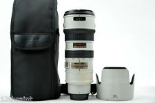 Nikon AF-S 70-200mm F/2.8 VR G ED Light Gray Lens