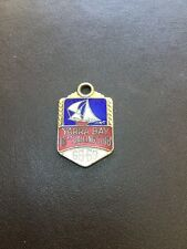 Vintage Medal Yarra Bay 16 Ft Sailing Club Members Badge