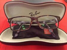 Ray Ban RB 5225 5023 52/17 140 Tortoise Glasses With Case Frames Only 1459