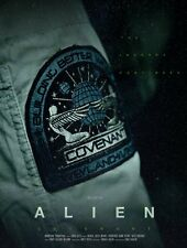 POSTER ALIEN COVENANT PROMETHEUS MICHAEL FASSBENDER JAMES FRANCO LOCANDINA DVD 3