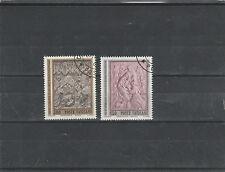 Vatikan MiNr. 814 - 815 gest., Weihnachten 1982