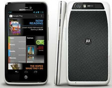Motorola Atrix HD MB886 White Unlocked LTE Android 4 WiFi Phone FAIR Condition