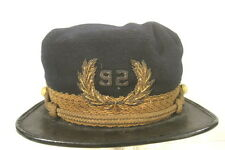 Spanish American War US Army M1895 Officer's Cap Infantry Kepi Style Guard Unit
