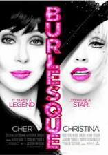 BURLESQUE - DVD - REGION 2 UK