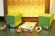 Unique set 2x Philips HF304  Full Tube Power Amplifiers MINT NOS condition