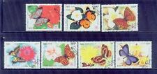 cambodia / rare butterflies-used/mnh.good condition