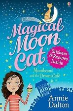 Magical Moon Cat: Moonbeans and the Dream Cafe (Magical Moon Cat), New, Annie Da