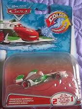 Disney Cars color modificadores 2in1 francesco McQueen (New)