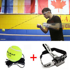New Sport Tennis Magic Boxing Training Ball Rubberband Training Practice Fitness