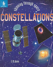 Spinning Through Space: Constellations,ACCEPTABLE Book