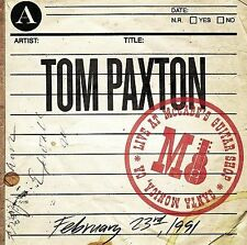 TOM PAXTON - Live at McCabe's Guitar Shop (folk) CD