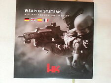 Heckler and Koch HK Weapon Systems  Product Guide on DVD / Several Languages New