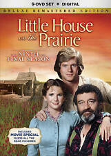 Little House On The Prairie: Season 9 DVD NEW!!!FREE FIRST CLASS SHIPPING !!